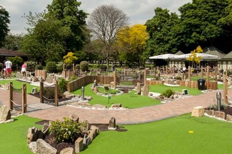 Mini Golf Putting Courses in London  Open Every Day  | Putt