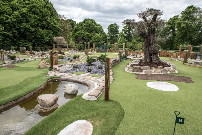 Acton Park Mini Golf Course   Putt in the Park